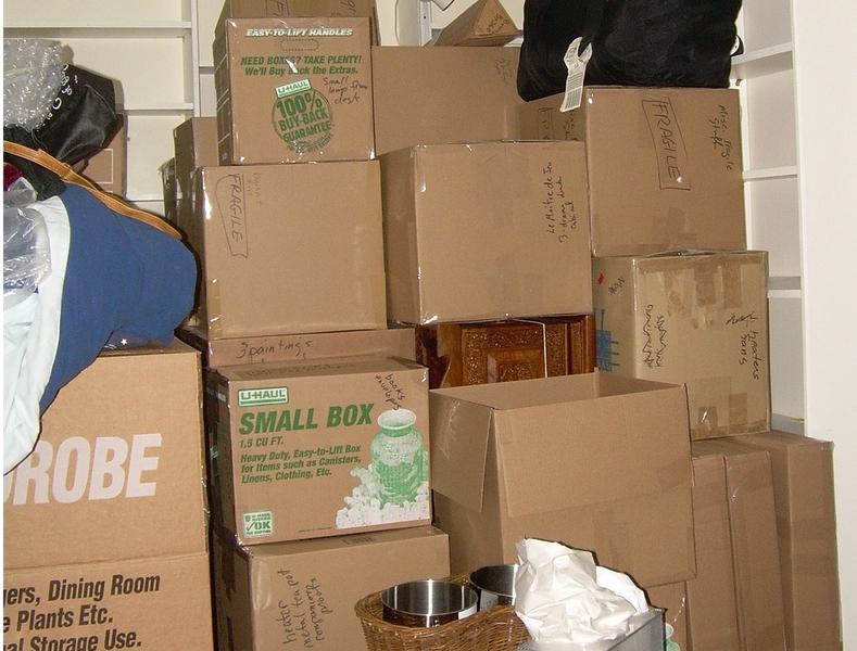 Tips för att flytta sitt husgeråd till ett nytt land